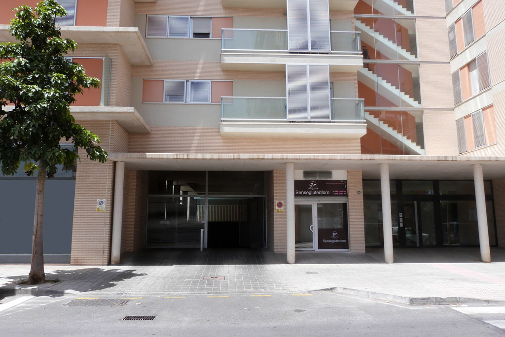 Plaza de garaje en venta en benisaudet alicante sginmuebles - Comprar plaza de garaje ...