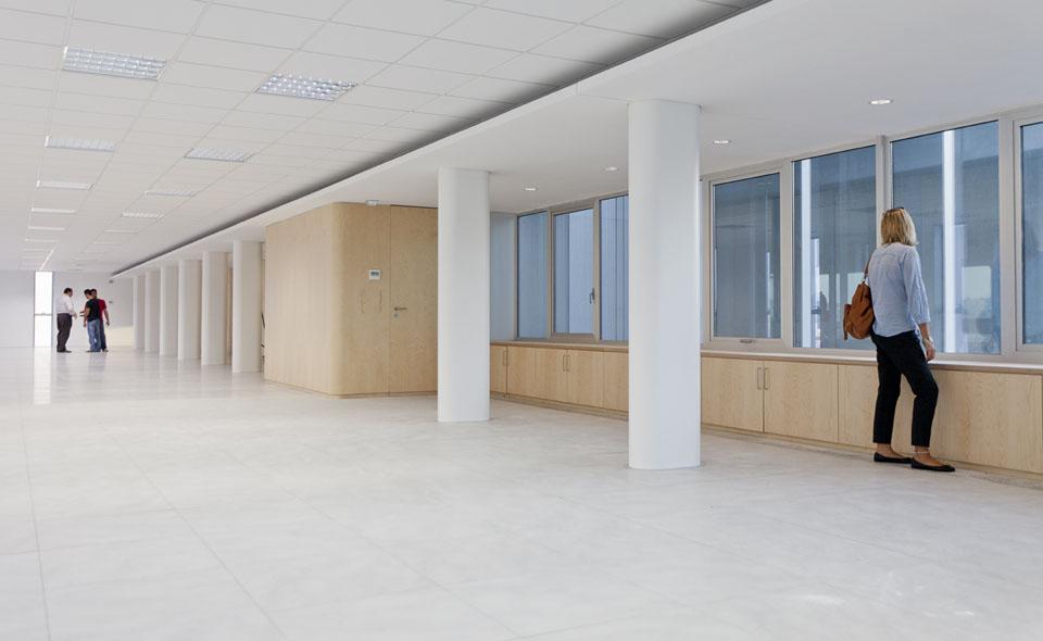Alquiler de oficina en alicante de 350 metros sg inmuebles for Oficinas seur alicante