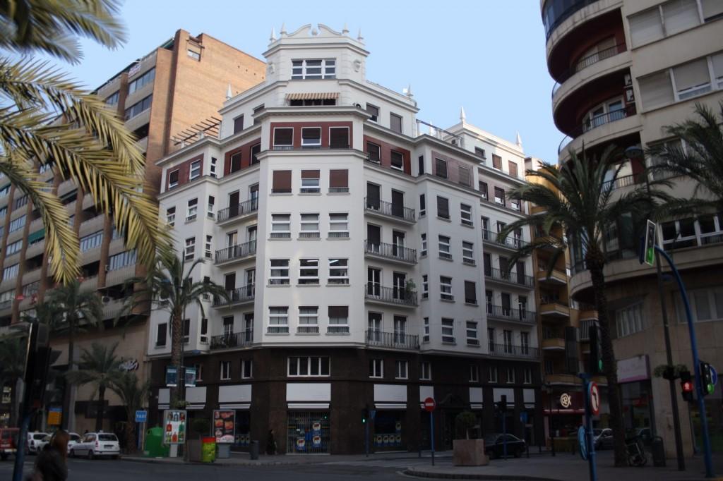 Edificio de oficinas Ángel Lozano 18 en Alicante