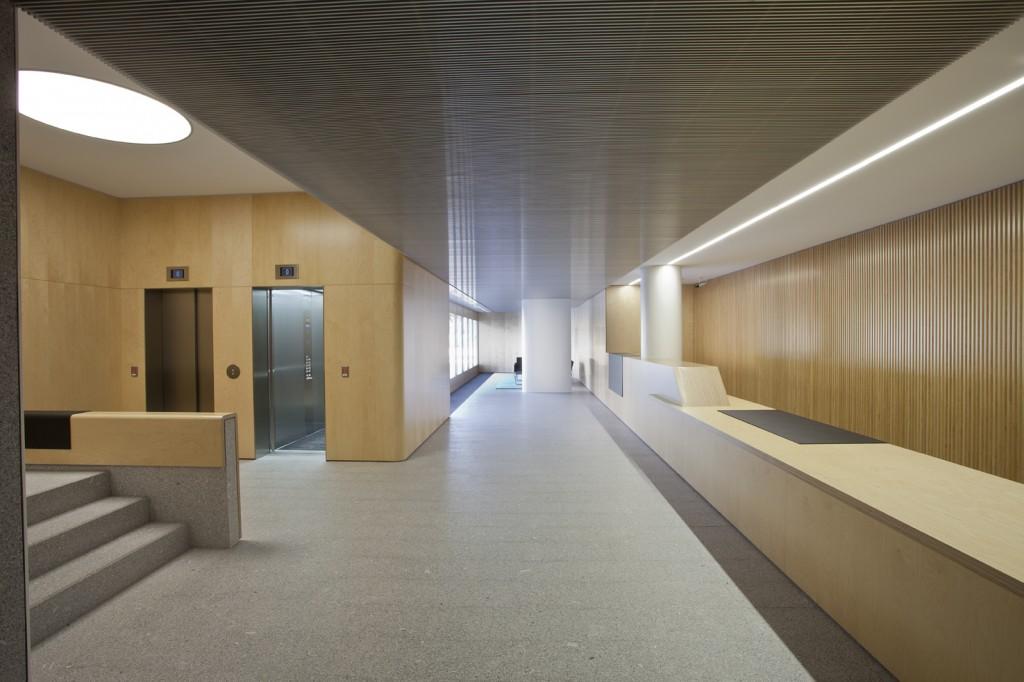 Interiorismo en edificio oficinas Alicante - SG Inmuebles, alquiler ...