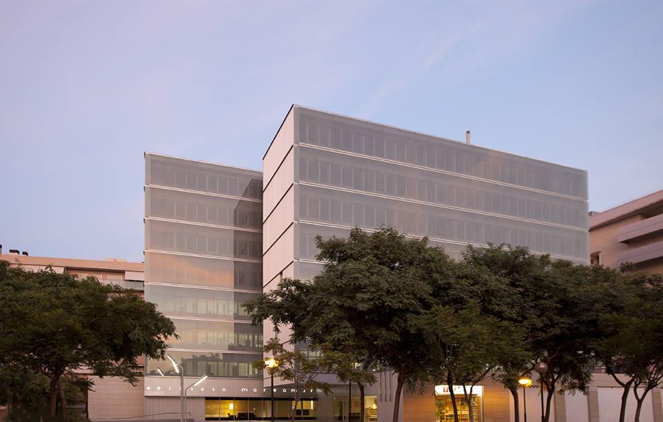 Edificio de oficinas marsamar alicante sg inmuebles for Oficinas bankia alicante